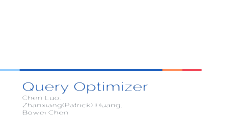 [PRESENTATION] Unified Query Optimizer