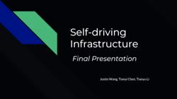 [PRESENTATION] Self-Driving Infrastructure
